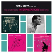 Stan Getz: The Complete Interpretations Sessions + 5 Bonus - CD