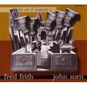 Fred Frith, John Zorn: The Art of Memory - CD