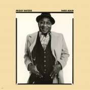 Muddy Waters: Hard Again - Plak