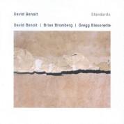 David Benoit, Brian Bromberg, Gregg Bissonette: Standarts - CD