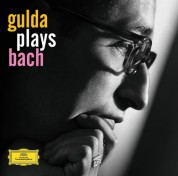 Friedrich Gulda: Gulda Plays Bach - CD
