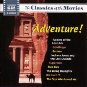Classics at the Movies: Adventure - CD