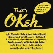 Çeşitli Sanatçılar: That's OKeh: Global Expressions In Jazz - CD