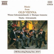 Music From Old Vienna - CD