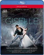 Adam: Giselle - BluRay