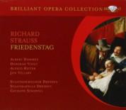 Deborah Voigt, Staatskappelle Dresden, Staatsopernchor Dresden, Guiseppe Sinopoli: Strauss: Friedenstag - CD