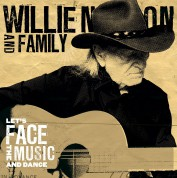Willie Nelson: Let's Face The Music And Dance - Plak