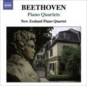 New Zealand Piano Quartet: Beethoven, L. Van: Piano Quartets, Woo 36 - CD