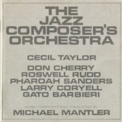 Jazz Composer's Orchestra: Jazz Composers Orchestra - CD