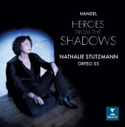 Nathalie Stutzmann, Philippe Jaroussky, Orfeo 55: Nathalie Stutzmann - Handel: Heroes From The Shadows - CD