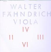Walter Fahndrich: Viola - Plak