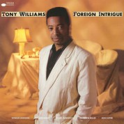 Tony Williams: Foreign Intrigue - Plak