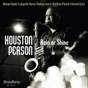 Houston Person: Rain or Shine - CD