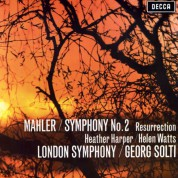 London Symphony Orchestra, Sir Georg Solti: Mahler: Symphony No. 2 - Plak
