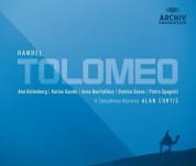 Alan Curtis, Ann Hallenberg, Anna Bonitatibus, Il Complesso Barocco, Karina Gauvin, Pietro Spagnoli, Romina Basso: Handel: Tolomeo - CD