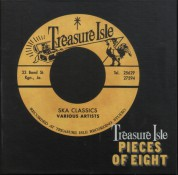 Treasure Isle Pieces Of Eight - Plak
