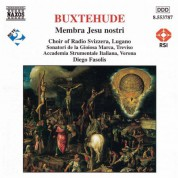 Buxtehude: Membra Jesu Nostri - CD