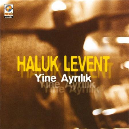 Haluk Levent: Yine Ayrılık - CD