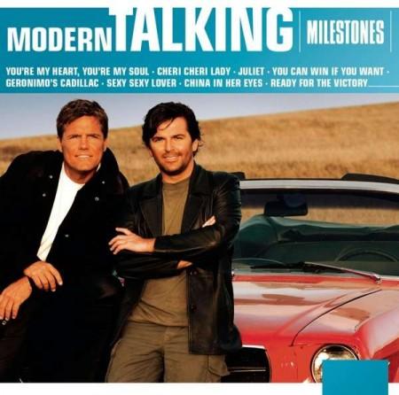 Modern Talking: Milestones - CD