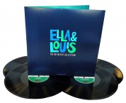 Ella Fitzgerald, Louis Armstrong: The Definitive Collection - Plak
