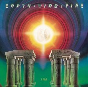 Earth, Wind & Fire: I Am - Plak
