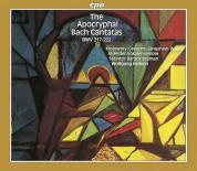 Johanna Koslowsky, Harry Geraerts, Philip Langshaw, Kai Wessel, Alsfelder Vokalensemble, Steintor Barock Bremen, Wolfgang Helbich: J.S. Bach: Apocrypal Cantatas BWV 217-222 - CD