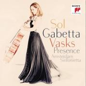 Peteris Vasks, Sol Gabetta, Amsterdam Sinfonietta: Vasks: Presence - CD