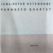 Parnasso Quartet: Jens-Peter Ostendorf: String Quartet - CD
