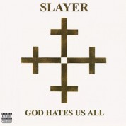 Slayer: God Hates Us All - Plak