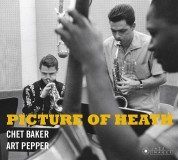 Chet Baker, Art Pepper: Picture Of Heath + 7 Bonus Tracks! (Photographs By William Claxton) - CD