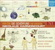 Nikolaus Harnoncourt, Concentus Musicus Wien, Arnold Schönberg Chor: Haydn: Die Schöpfung - CD