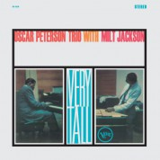 Oscar Peterson Trio, Milt Jackson: Very Tall - Plak