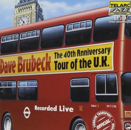 Dave Brubeck: 40th Anniversary Tour Of The U.K. - CD