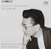 José Serebrier, Royal Scottish National Orchestra: Chinese Rhapsody - SACD