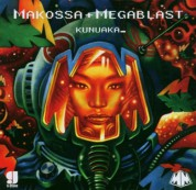 Makossa & Megablast: Kunuaka - CD