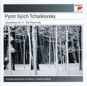 Claudio Abbado, Chicago Symphony Orchestra: Tchaikovsky: Symphony No. 5 in E Minor, Op. 64; The Voyevoda, Op. 78 - CD