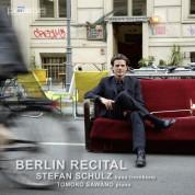 Stefan Schulz, Tomoko Sawano, Aleksandar Ivic: Berlin Recital – Stefan Schulz, bass trombone - CD