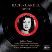 Kathleen Ferrier: Bach, J.S.: Ascension Oratorio, Bwv 11 / Arias / Handel G.F.: Arias (Ferrier) (1949, 1952) - CD
