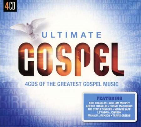 Çeşitli Sanatçılar: Ultimate... Gospel - CD
