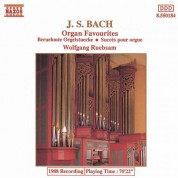 Bach, J.S.: Organ Favourites - CD