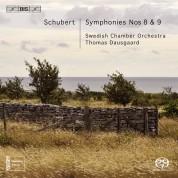Swedish Chamber Orchestra, Thomas Dausgaard: Schubert: Symphonies Nos 8 & 9 - SACD