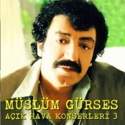 Müslüm Gürses: Açık Hava Konserleri 3 - CD