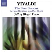 Jeffrey Biegel: Vivaldi, A.: 4 Seasons (The) / Mandolin Concerto, Rv 425 / Lute Concerto, Rv 93 (Arr. for Piano) - CD