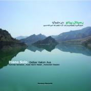 Delbar Hakim Ava: Piano Solo - CD