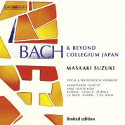 Masaaki Suzuki, Bach Collegium Japan: Bach & Beyond - CD