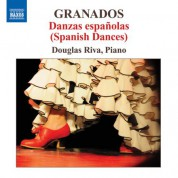 Douglas Riva: Granados: Piano Music, Vol.  1 - CD