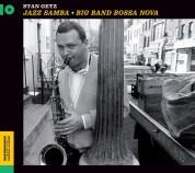 Stan Getz: Jazz Samba + Big Band Bossa Nova + 1 Bonus Track - CD