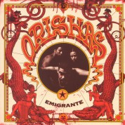 Orishas: Emigrante - CD