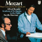 Alfred Brendel, Academy of St. Martin in the Fields, Sir Neville Marriner: Mozart: Piano Concertos No.20, 24 - Plak