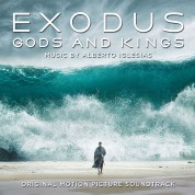 Alberto Iglesias: OST - Exodus: Gods And Kings - Plak